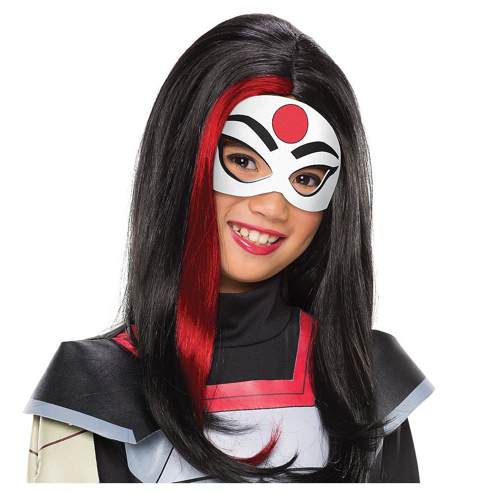 Child Katana Wig - DC Super Hero Girls Image #1