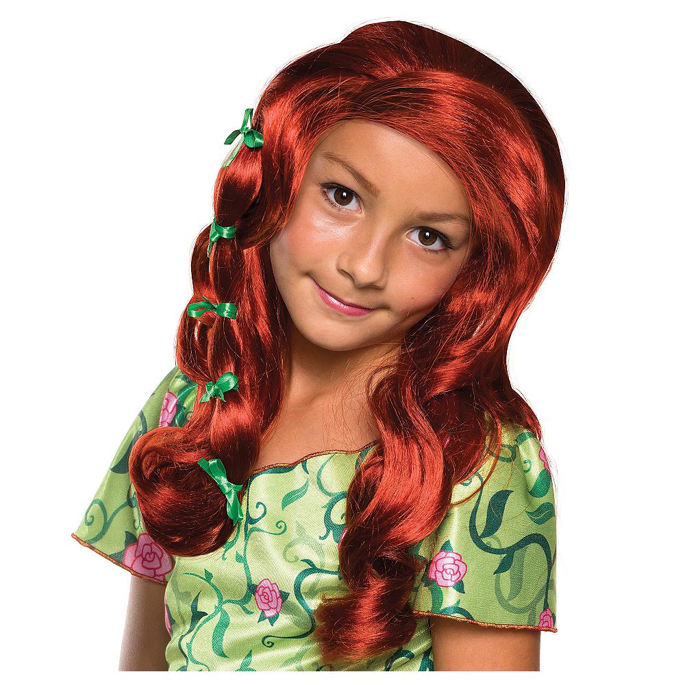 Child Poison Ivy Wig - DC Super Hero Girls Image #1