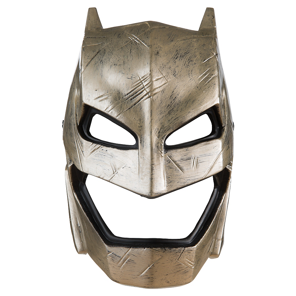 Armored Batman Mask - Batman v Superman: Dawn of Justice Image #1
