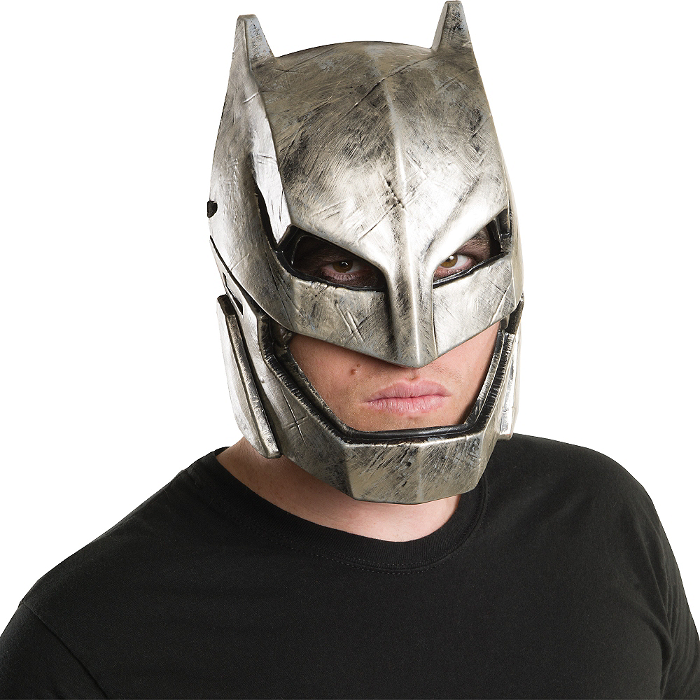 Armored Batman Mask - Batman v Superman: Dawn of Justice Image #2