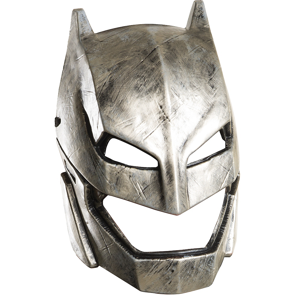 Armored Batman Mask - Batman v Superman: Dawn of Justice Image #3