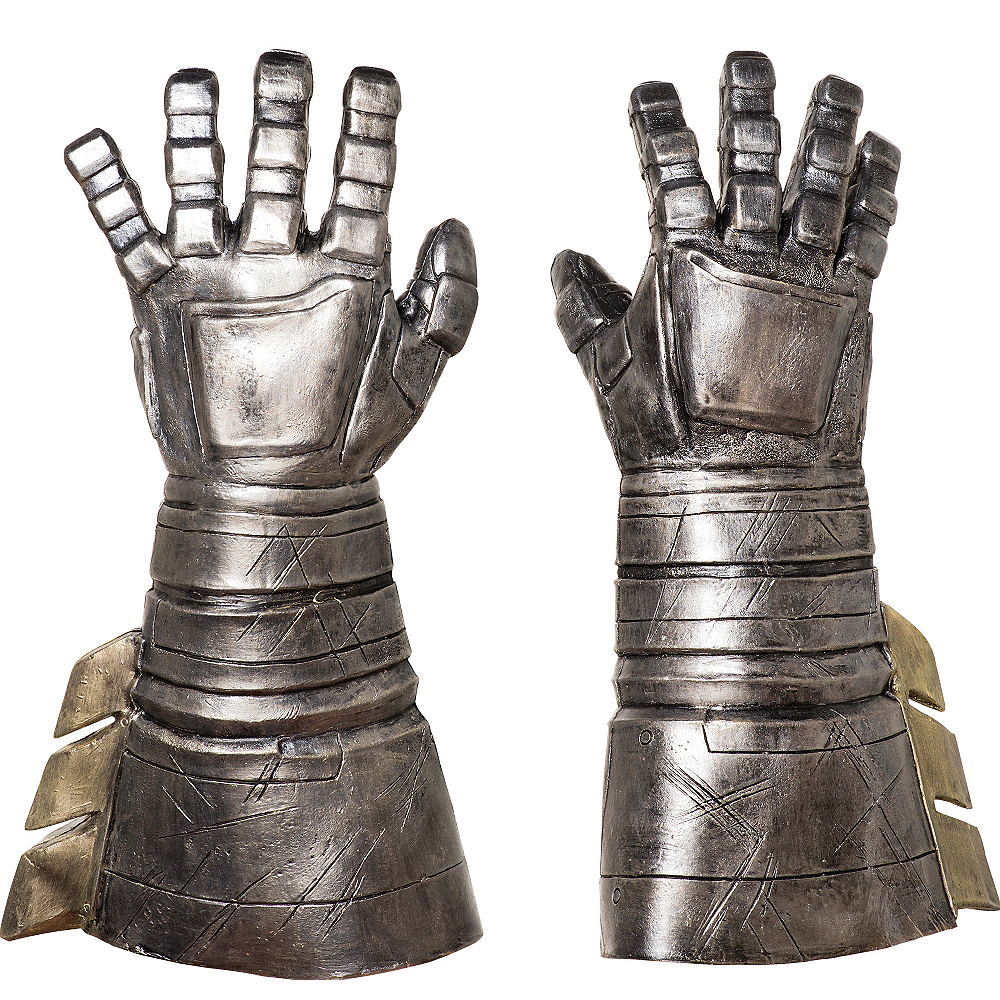 Armored Batman Gloves - Batman v Superman: Dawn of Justice Image #1