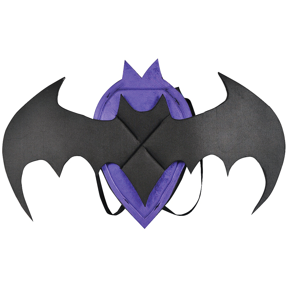 Child Batgirl Wings Backpack - DC Super Hero Girls Image #1