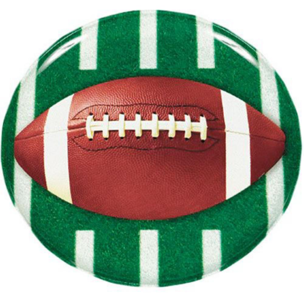 Football Serveware Party Kit Image #2