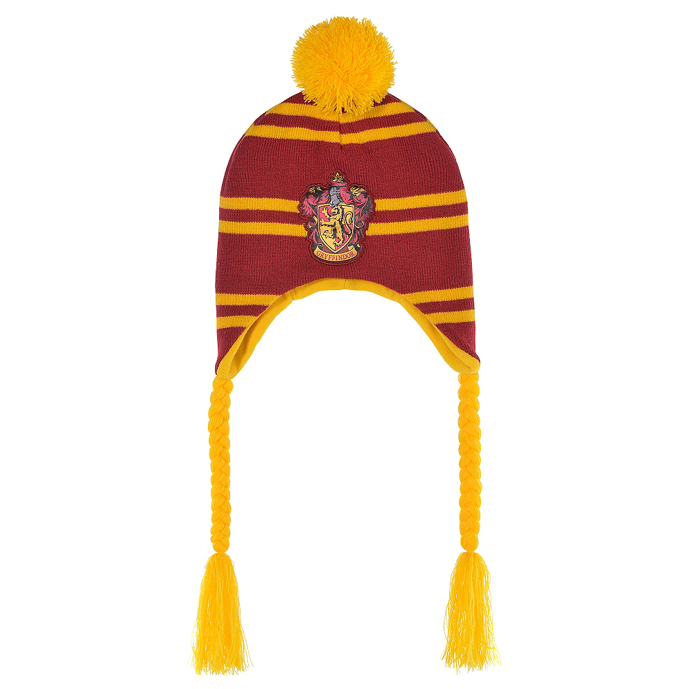 Gryffindor Peruvian Hat - Harry Potter Image #1
