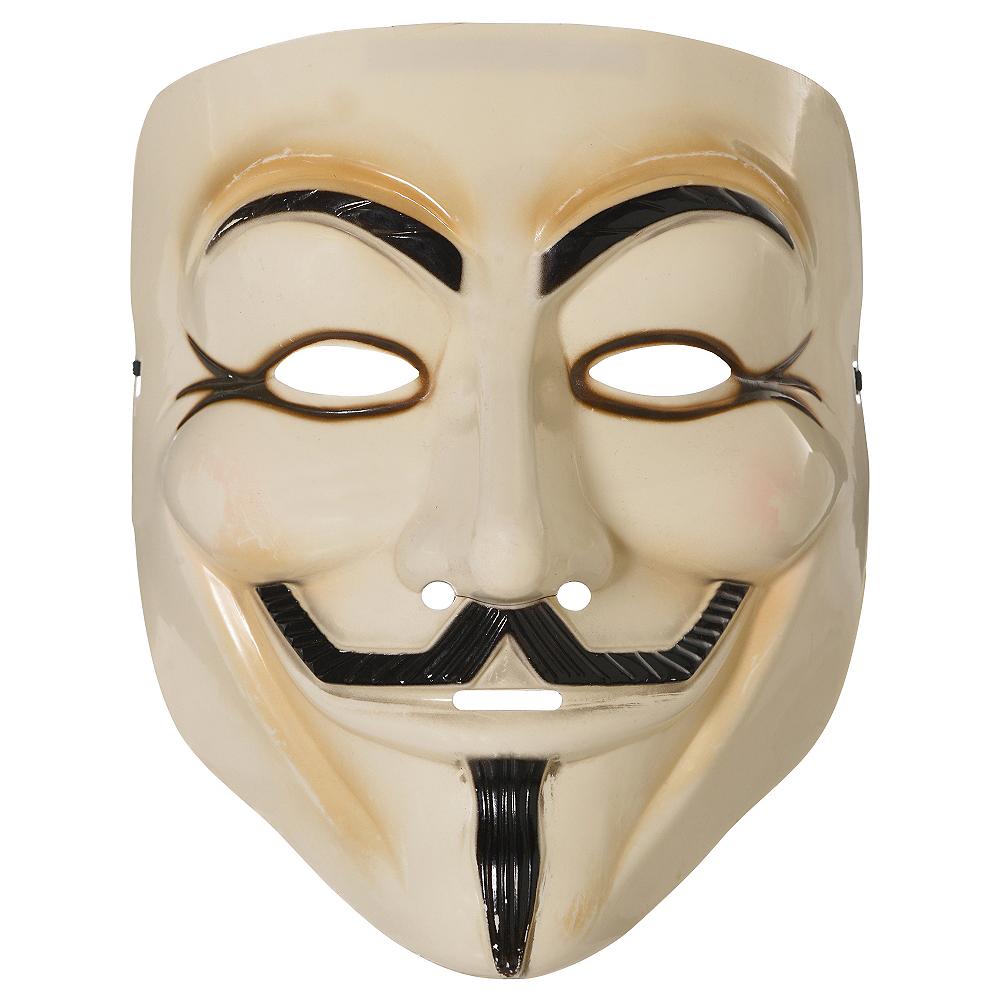 V for Vendetta Mask Image #1