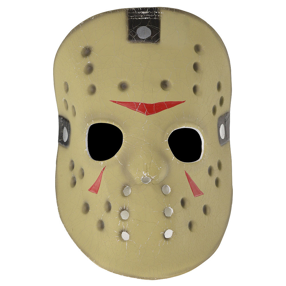 Halloween Costume Jason Friday 13th.Jason Mask Friday The 13th