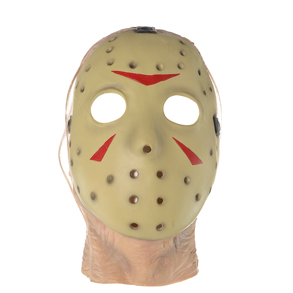 Jason Mask Deluxe - Friday the 13th Image #1