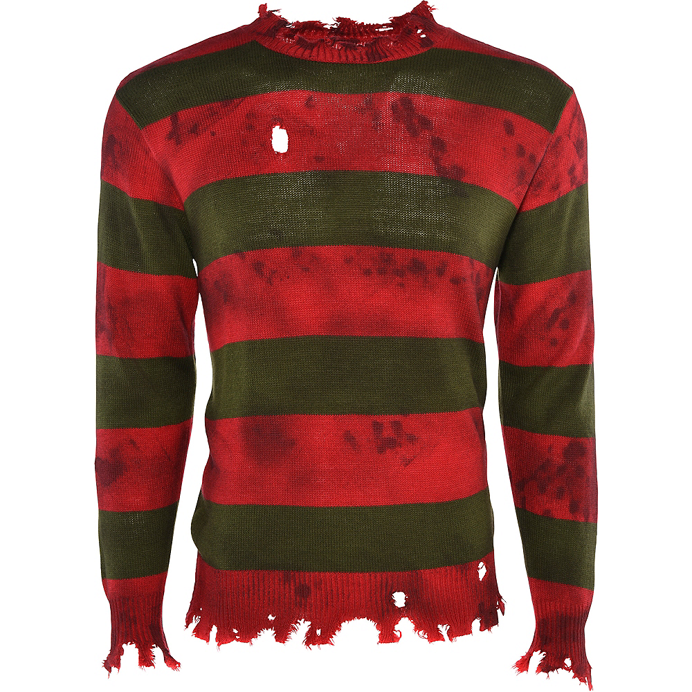 Nav Item for Freddy Krueger Sweater - A Nightmare on Elm Street Image #2