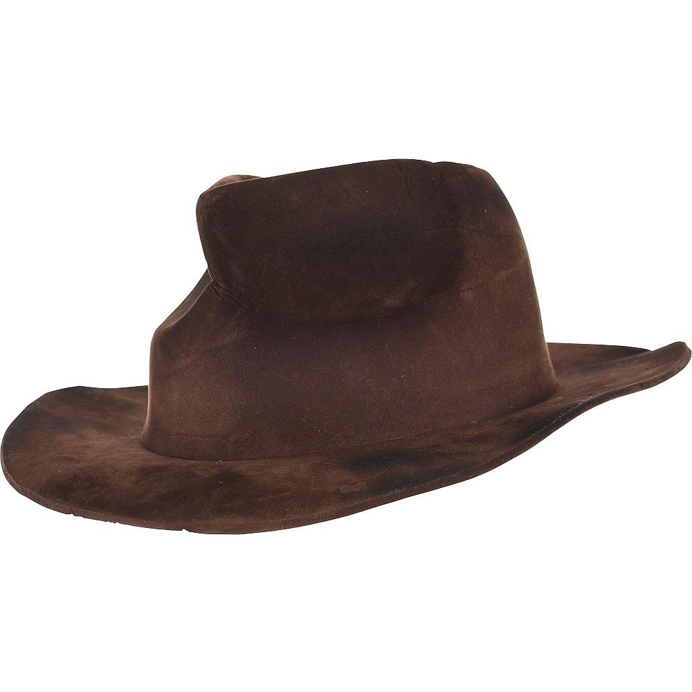 brown freddy krueger hat a nightmare on elm street