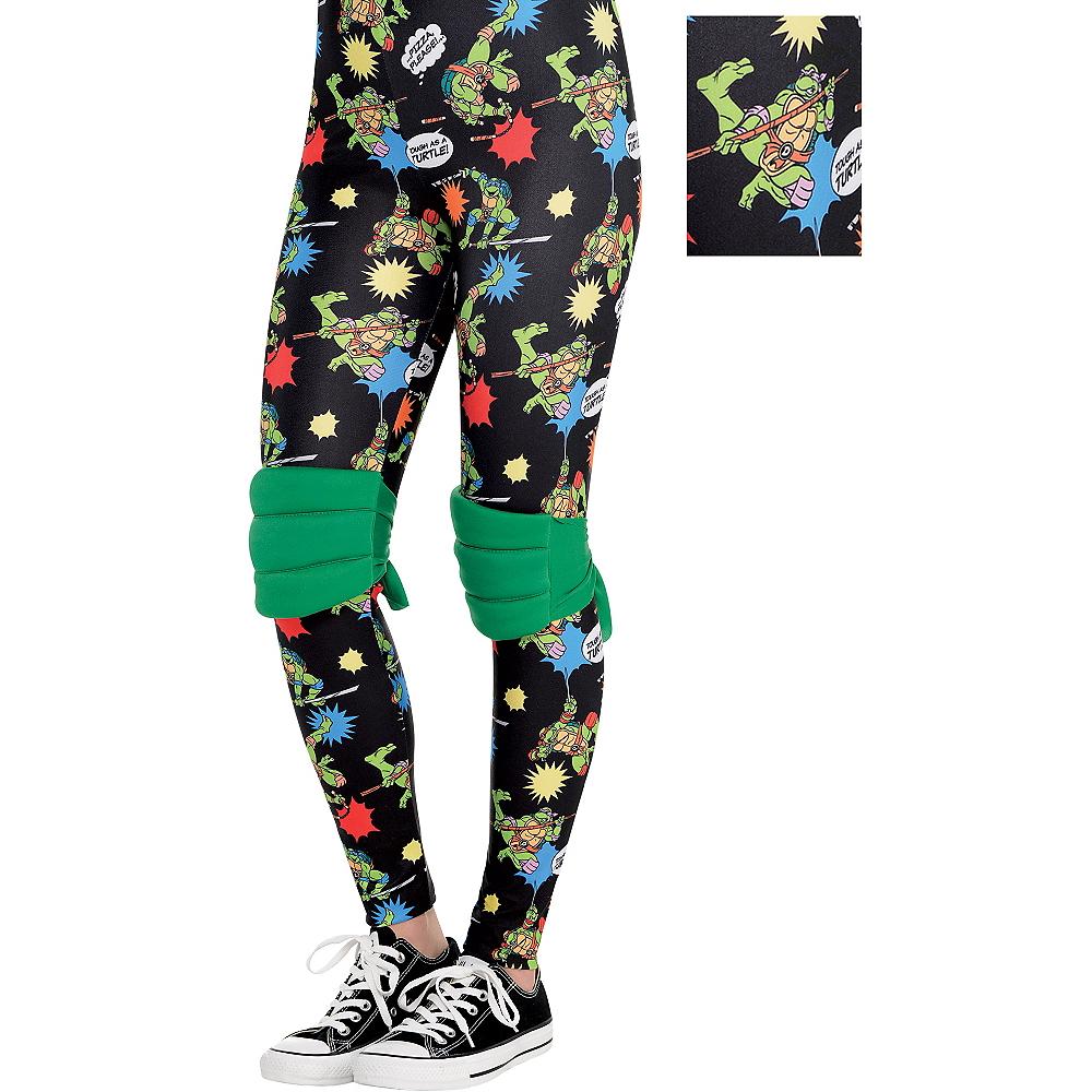 Child Teenage Mutant Ninja Turtles Leggings Image #1
