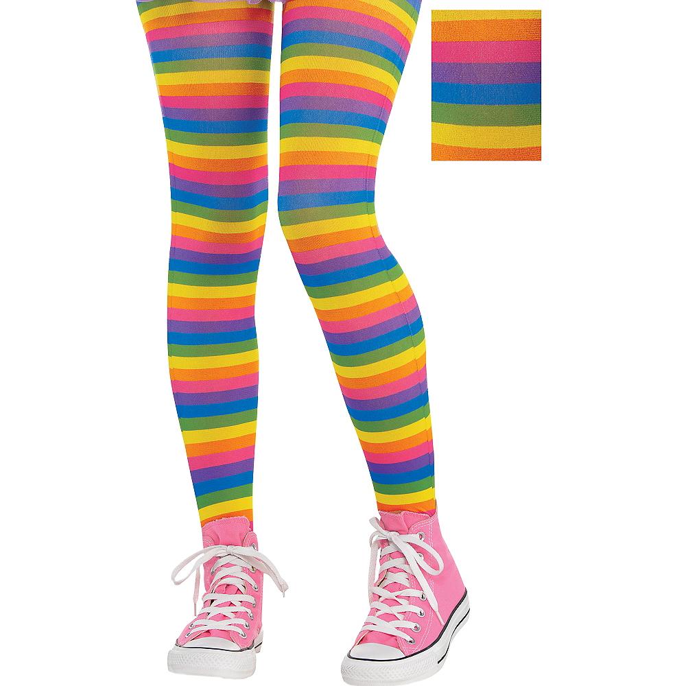 Child Rainbow Dash Tights - My Little Pony Image #1