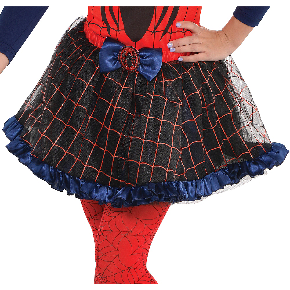 Child Spider-Girl Tutu Image #1