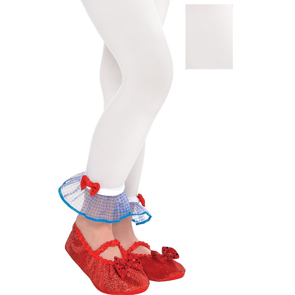 Child Dorothy Tights - Wizard of Oz Image #1