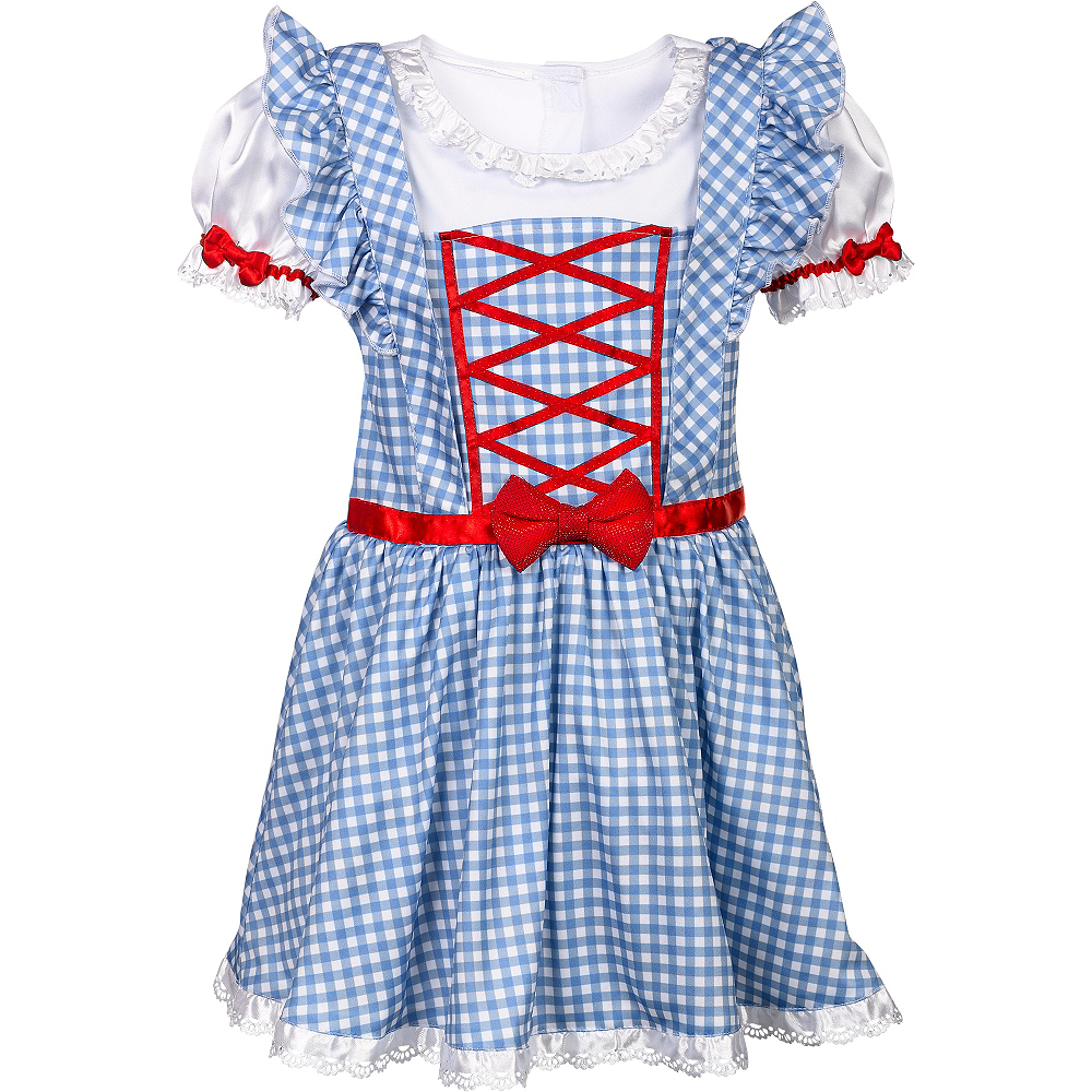 Girls Dorothy Dress - Wizard of Oz Image #3