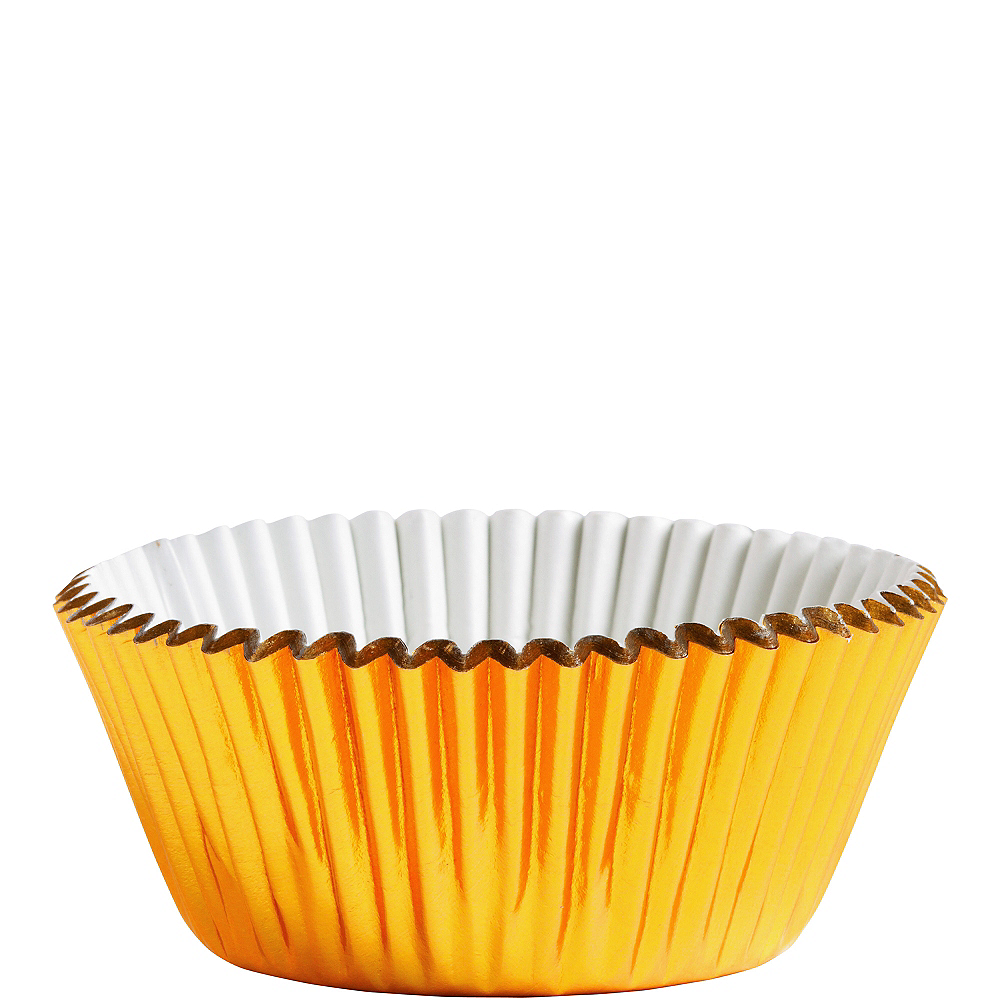 Gold Baking Cups 24ct Image #1