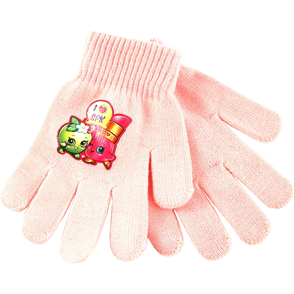 Nav Item for Child Shopkins Gloves Image #1