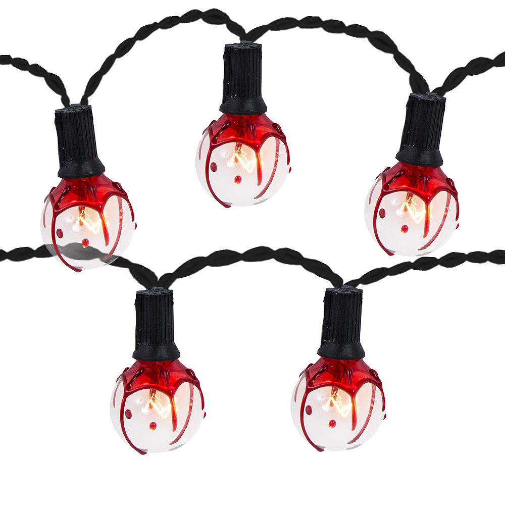Bloody Globe String Lights Image #1