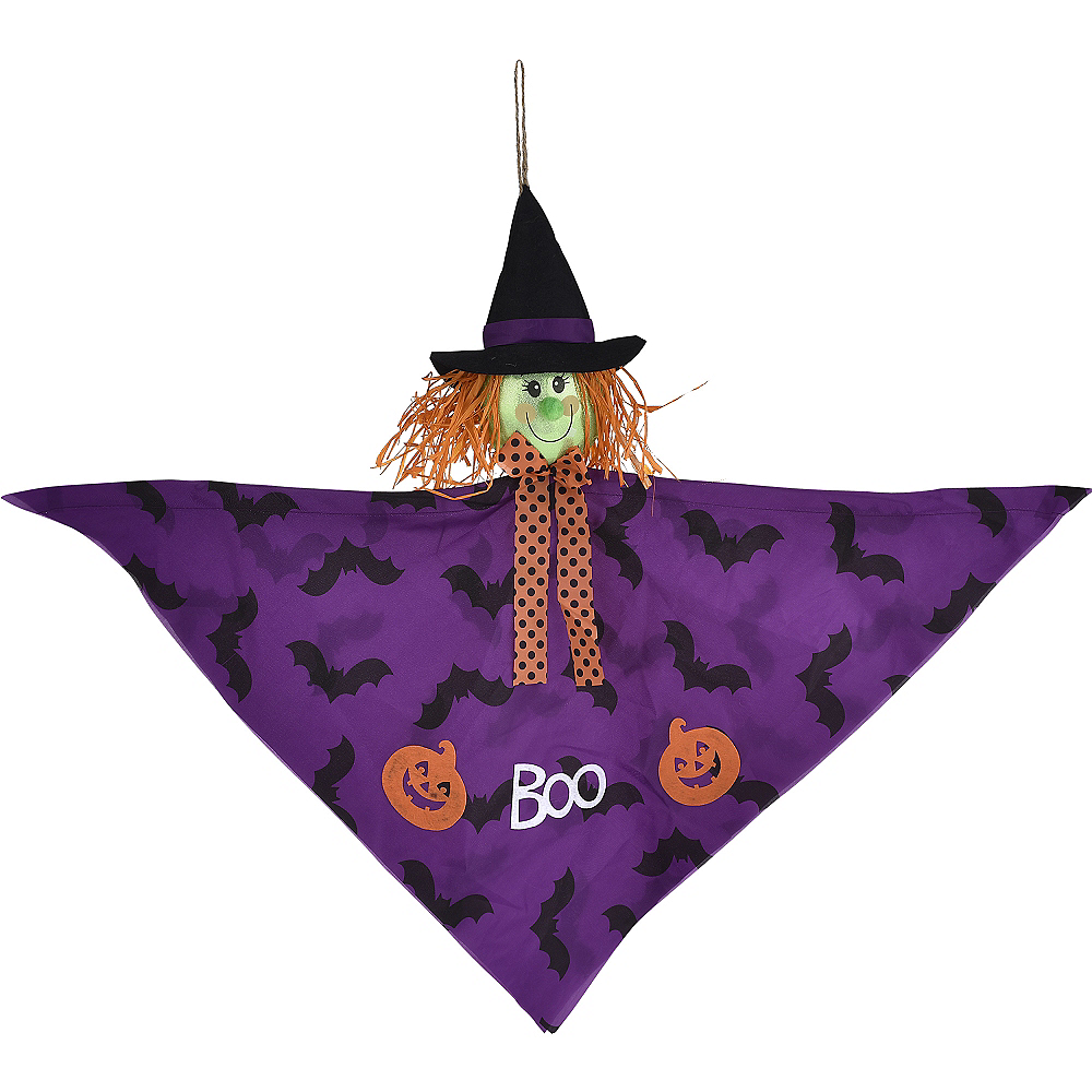 Hanging Friendly Witch Image #1