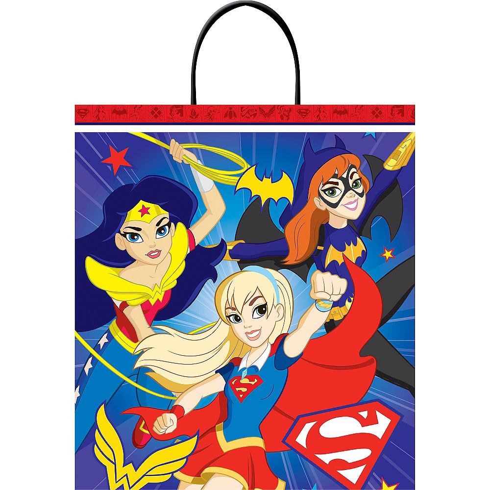 DC Super Hero Girls Trick-or-Treat Bag Image #1