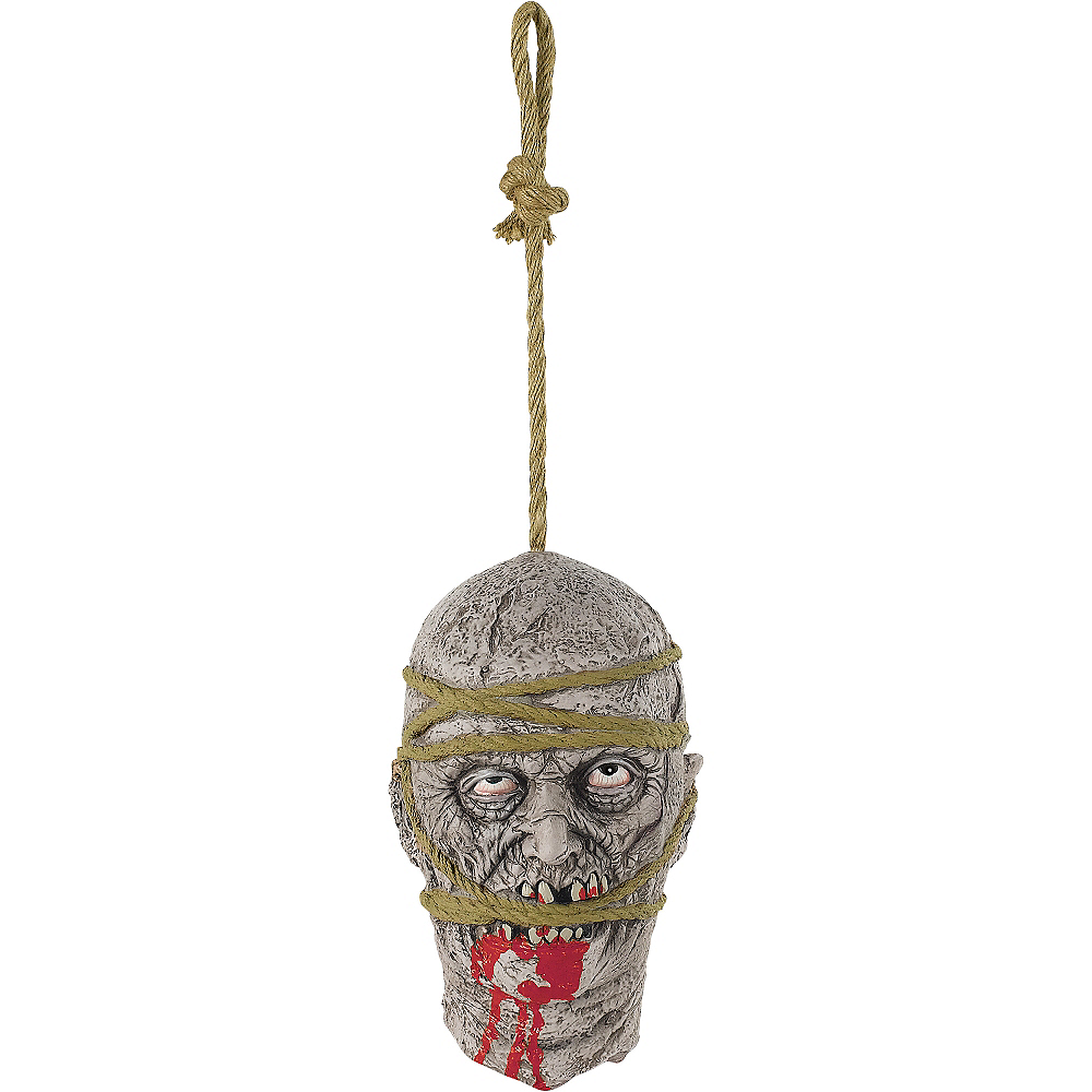 Nav Item for Hanging Zombie Head Image #1