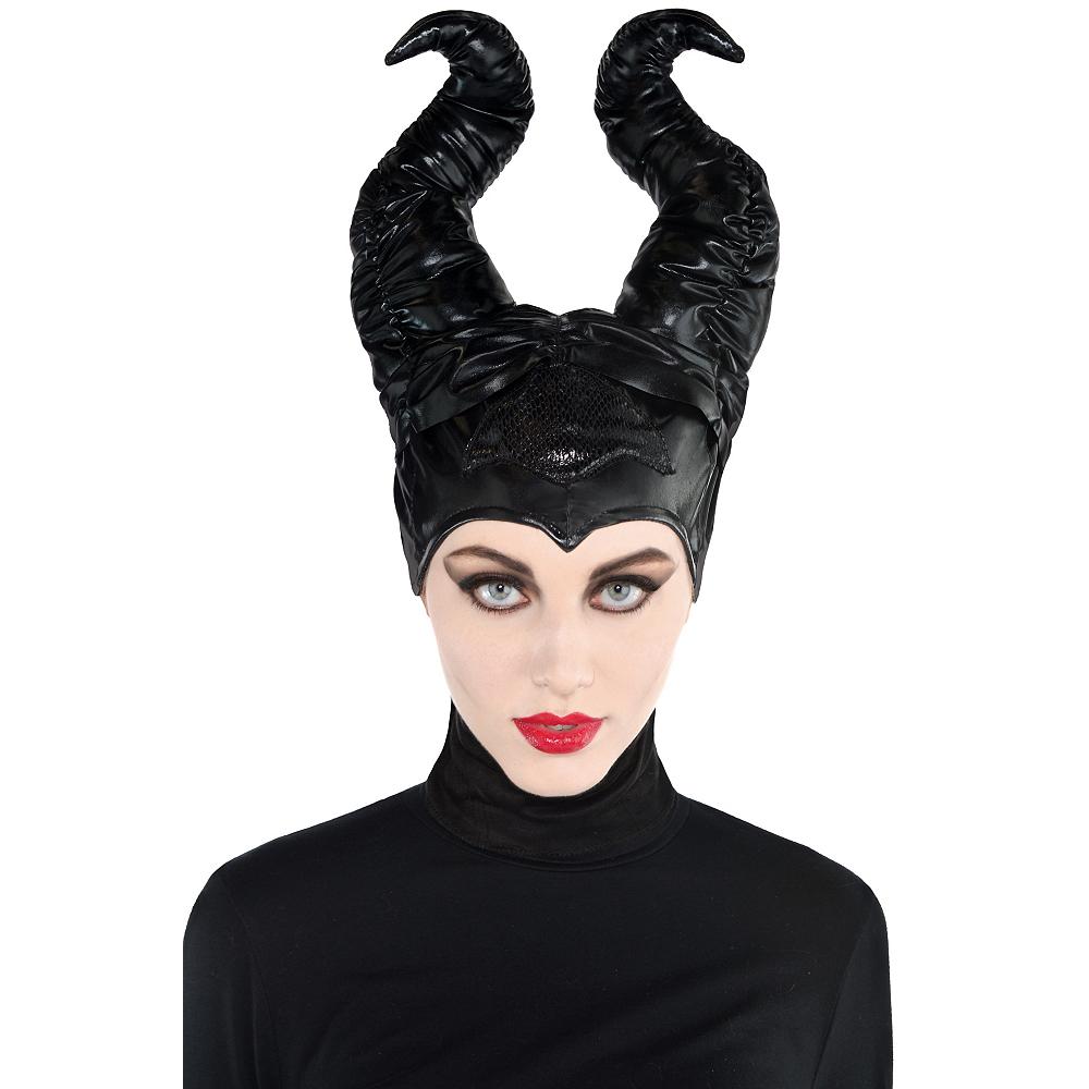 Black Maleficent Headpiece