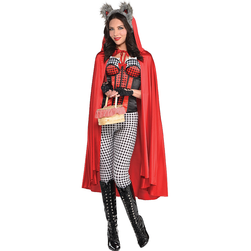 Little Red Riding Hood Cape Image #1