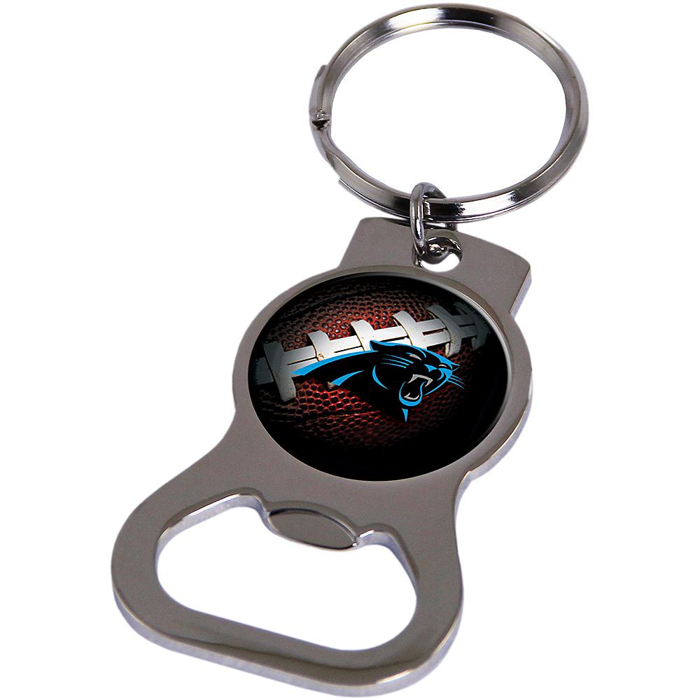Carolina Panthers Bottle Opener Keychain Image #1