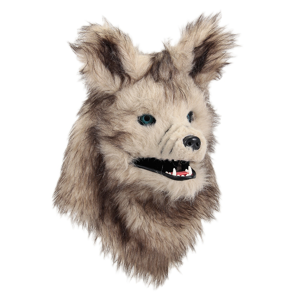 Child Akela Mask with Moving Mouth -The Jungle Book Image #2