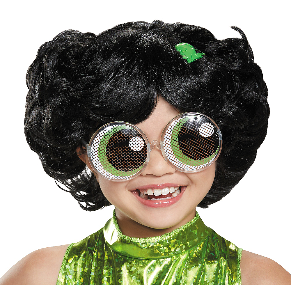 Child Buttercup Wig - Powerpuff Girls Image #1