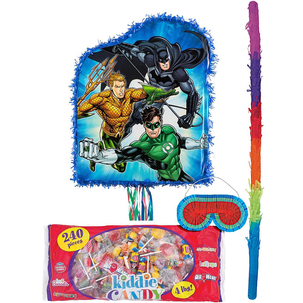 Justice League Pinata Kit Image #1