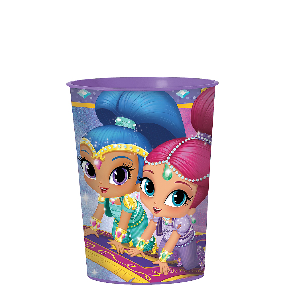 Shimmer and Shine Favor Cup Image #1