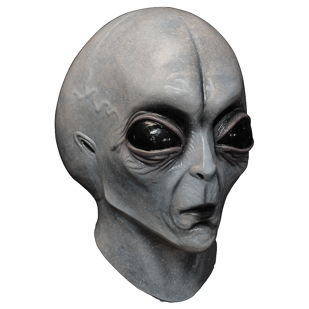 Area 51 Alien Mask Image #1