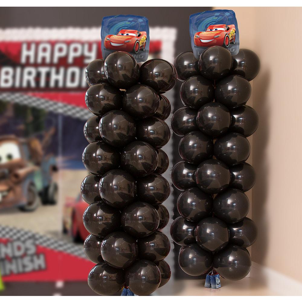 Cars Balloon Column Kit - makes 2 Image #1