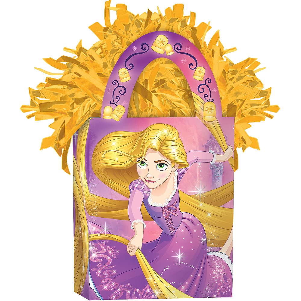 Rapunzel Balloon Weight Image #1