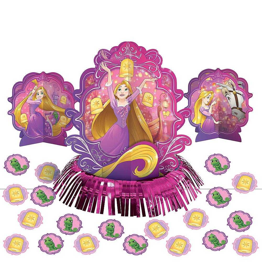 Rapunzel Table Decorating Kit 23pc Image #1