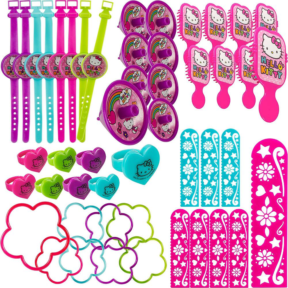 Rainbow Hello Kitty Pinata Kit with Favors Image #4