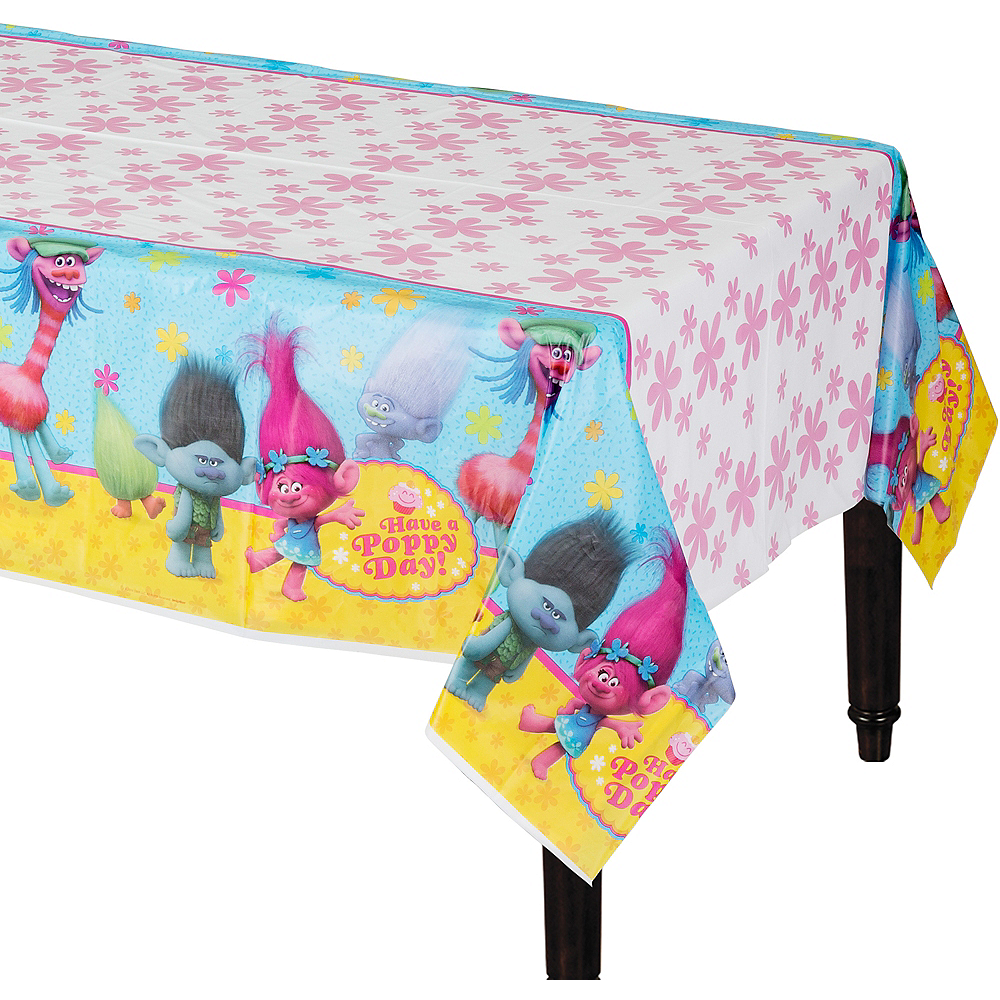 Trolls Table Cover Image #1