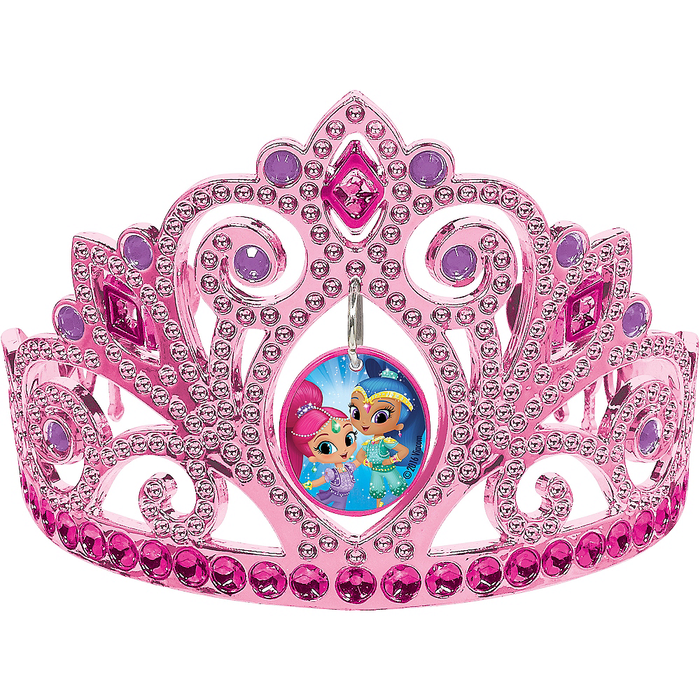 Nav Item for Shimmer and Shine Tiara Image #1