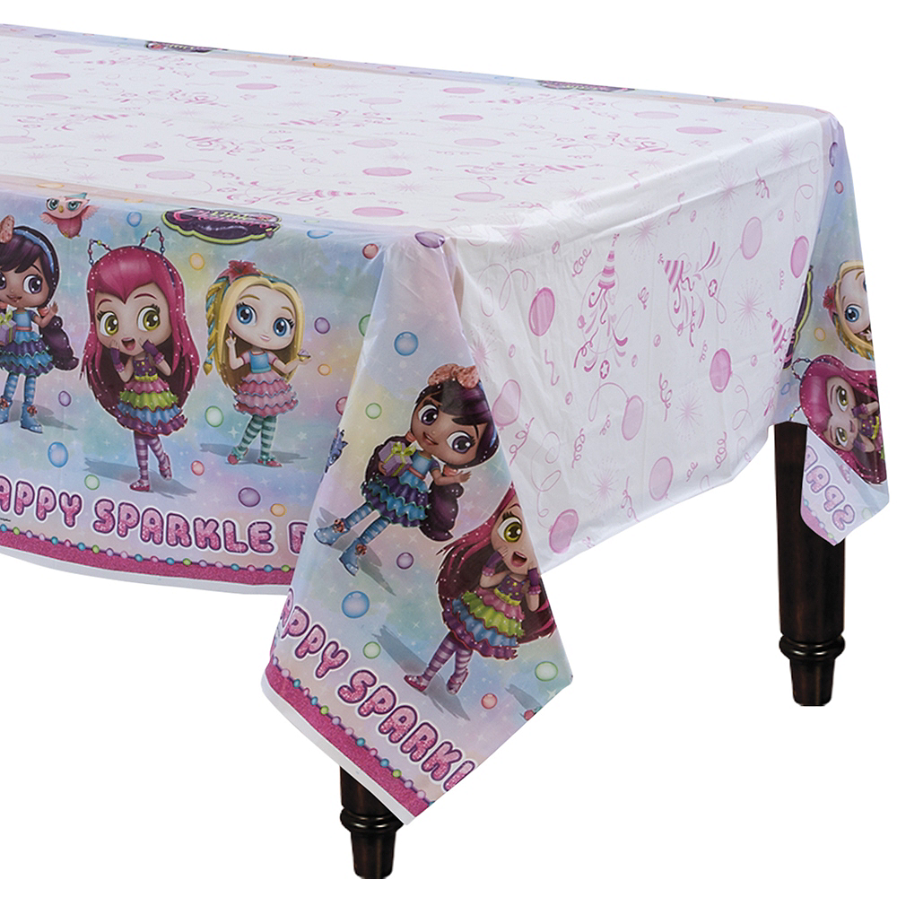 Little Charmers Table Cover Image #1