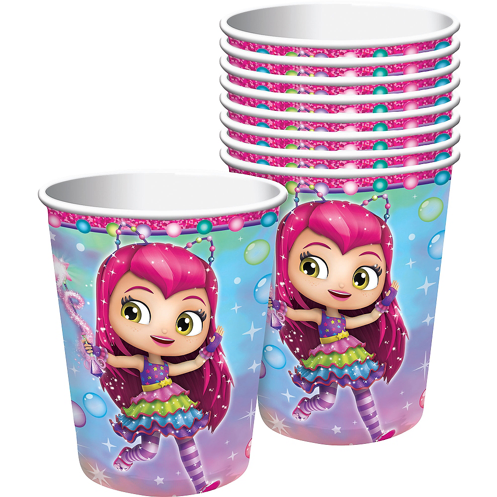 Little Charmers Cups 8ct Image #1