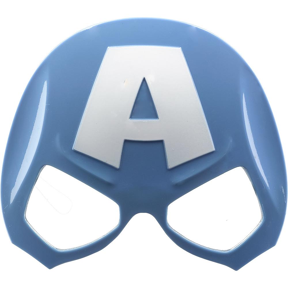 Child Captain America Glasses Image #1