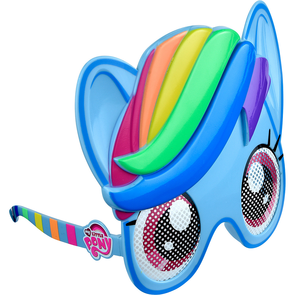 Rainbow Dash Sunglasses - My Little Pony Image #2