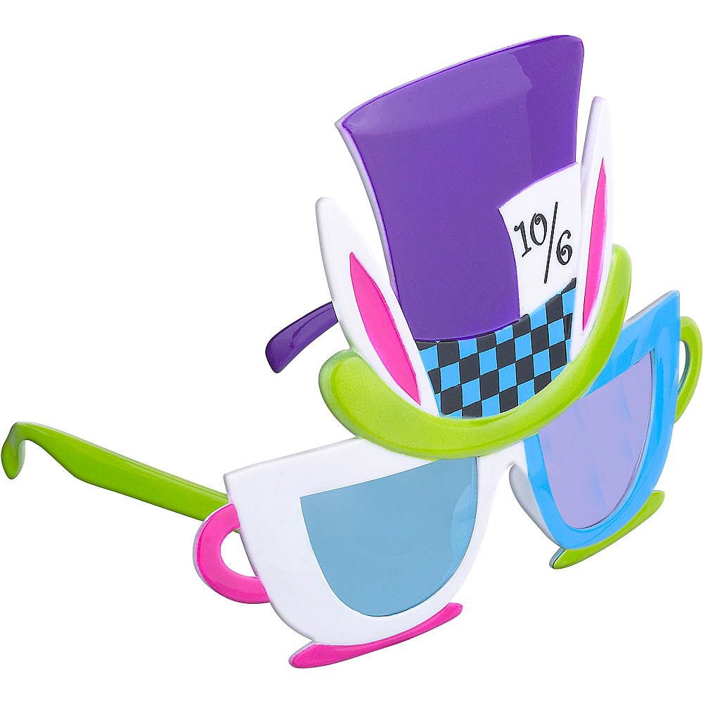 Mad Hatter Sunglasses Image #2