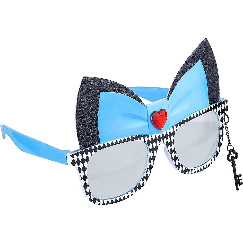 Alice in Wonderland Glasses Image #2