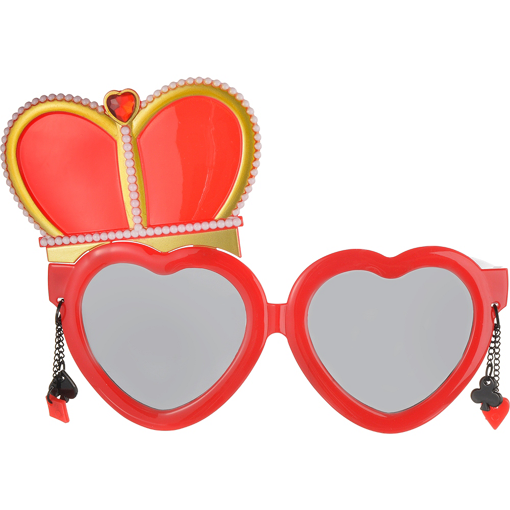 Queen of Hearts Sunglasses Image #1