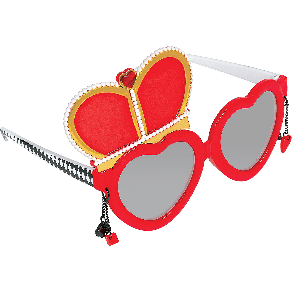 Queen of Hearts Sunglasses Image #2