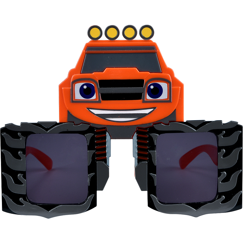 Nav Item for Child Blaze Sunglasses - Blaze and the Monster Machines Image #1