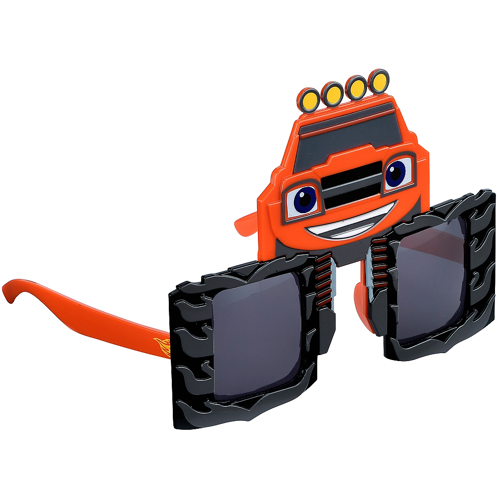 Nav Item for Child Blaze Sunglasses - Blaze and the Monster Machines Image #2