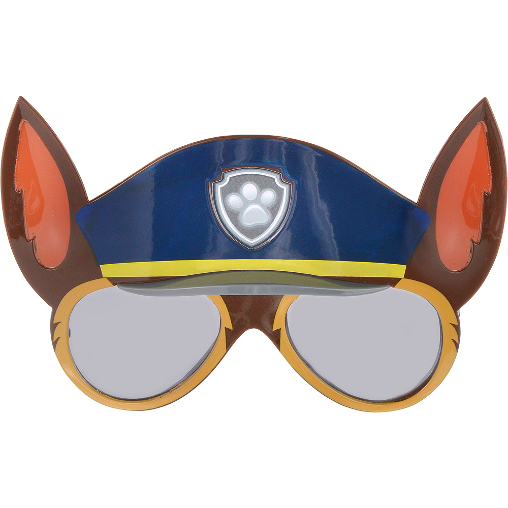 ba1a39fe0a Child Chase Sunglasses 6 1 2in x 4 1 4in - PAW Patrol